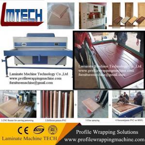 TM2480 full-automatic vacuum laminating machine Manufactures