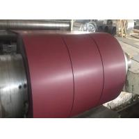 PPGI Fence Panel Stainless Steel Strip , Prepainted Galvanized Stainless Strip Steel Manufactures