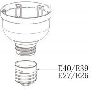 Quality Led Corn Light 2u 5w Plastic And Glass Material e27 2800k - 6500k 35000 Hours for sale