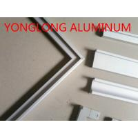 Smooth And Delicate Bright Aluminium Kitchen Profile Strong Wear Resistance Manufactures