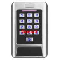 Standalone RFID Access Controller Double Door Wiegand 26(WG 26) input or output port Manufactures