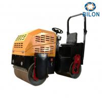 3 Ton 13HP Double Drums Imported Full Hydraulic Seat Type Road Roller for Sale Manufactures