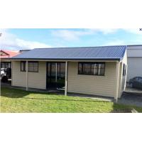Light Gauge Steel Frame Prefabricated Bungalow , Cheap Earthquake Proof Homes Manufactures