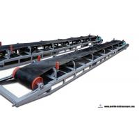 Flat And Inclined Mobile Conveyor Belt System For Truck Loading And Unloading Manufactures