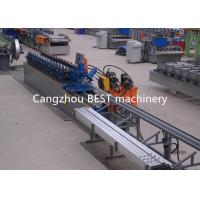 Construction T Grid Cold Rolling Steel Bar Making Machine Ceiling Roll Forming Machine 5.5 kw Manufactures