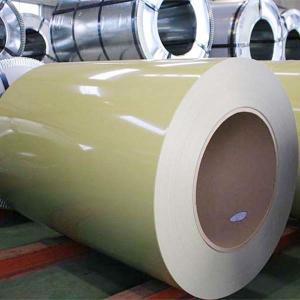 1100 H14 Aluminium Colour Coated Coils 0.02mm Thickness Soncap Certification