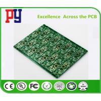 HDI Multilayer PCB Circuit Board Fr4 1.6 1OZ Immersion Gold Surface Finishing Manufactures