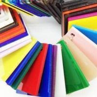 colorful cast acrylic sheet Manufactures