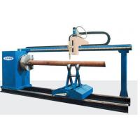 CNC Flame/Plasma Intersecting Pipe Cutting Machine Manufactures
