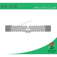 ALN 9730 sticky RFID label / inlay,H4,840~960MHz,ISO/IEC 18000-6C (EPC C1 GEN2) Manufactures