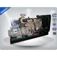50Hz 50kva AC Marine Genset With Heat Exchanger / Sea Water Cooling System