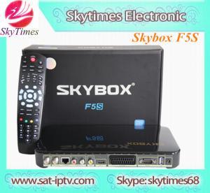 China original factory price skybox F5S HD ali 3601 Solution full hd 1080p digital satellite receiver on sale