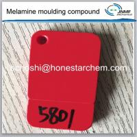 China food grade melamine-based thermoset materials melamine moulding powder for melamine dish on sale