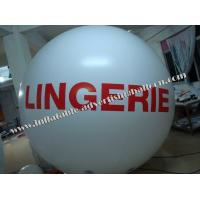 New Inflatable Advertising Helium Balloons with 0.18mm Helium Quality PVC For Celebration Manufactures