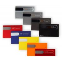 Business Credit Card USB Drives memory stick 1G, 2G, 4G, 8G (MY-UC03) Manufactures
