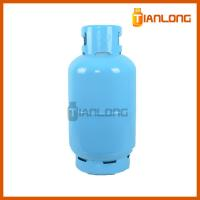 15kg Lpg Gas Tank Storage Lpg Gas Container With Hydraulic Testing Manufactures