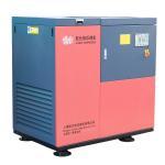 Stationary Screw Air Compressor For Color Sorter , High Pressure Air Compressor Belt Drive Manufactures