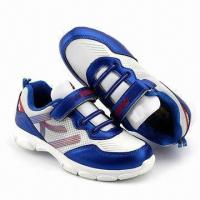 Children's Casual Shoes with nice design and breathable upper Manufactures