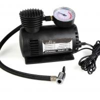 Truck Portable Air Compressor For Tires , Air Ride Electric Tyre Inflator Manufactures
