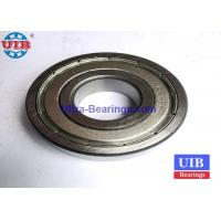 P5 ABEC 5 Precision Ball Bearing , 25*62*17 Mm High Speed Electric Motor Bearing Manufactures