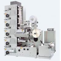 high speed CI flexographic printing press machine flexo label high precision Manufactures