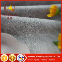China 100%Polyester various color brunout Dubai velvet upholstery fabric for sofa on sale