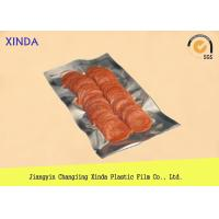 50-120 Micron Printed Vacuum Food Storage Bags For Meat Environment-friendly Manufactures