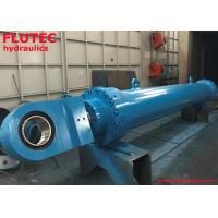 China FLUTEC Hydraulics Luffing Cylinder For Offshore Hydraulic Boom on sale