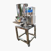 Patty Burger Cutlet Making Machine Frozen Food Processing Equipment Manufactures