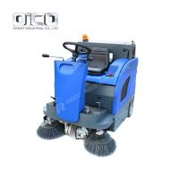 China C200D Model Road Cleaning Machine For Floor Self-Discharging Battery Ride On Sweeper on sale
