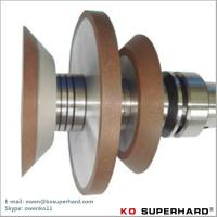resin diamond grinding wheel for cnc grinding machine Manufactures