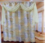 Polyester Bath Curtain (XT813) Manufactures