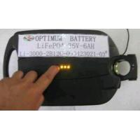 China LIFEPO4 Battery 36v 6ah for Electric Bikes on sale