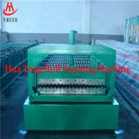 Glazed Tile Corrugated Roof Roll Forming Machine Manufactures