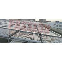 50 Tube Butterfly Solar Collector Double Side Collector 2000L Solar Water Heater Manufactures