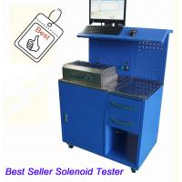 China Transmission Test Equipment 220V AC-50HZ-4KW Solenoid Tester on sale