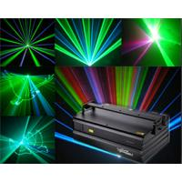 3W RGB colorful 1000mw Animation Laser light DMX512 For Disco Show Manufactures