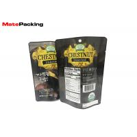China Food Grade Foil Pouch Packaging , Aluminum Foil Microwavable Food Pouches on sale
