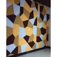 Sound Absorbing Acoustic Wall Panels Hard Interior Soundproof Polyester Fiber Board Manufactures