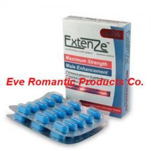 Sex Medicine----ExtenZe Manufactures