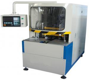 380V 50Hz Vinyl UPVC Window Machine , CNC Corner Cleaning Machine 100mm Width Manufactures