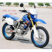 Dirt Bike 300cc with EPA, EEC Approval Manufactures