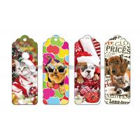 Reading Lenticular Personalized 3d Bookmarks For Kids To Print 3d Animal Bookmarks Manufactures