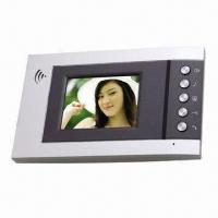 Wireless Video Door Phone with 5.6 or 7 Inches Monitor and CCD or CMOS Camera Manufactures