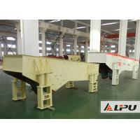 High Capacity Building Material Limestone Vibratory Feeder Primary Crusher Manufactures