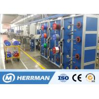 China 800MPM high speed second coating production line optic fiber cable making machine on sale