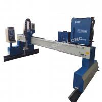 China industry CAMEL 2060 Precision iron Stainless steel metal plate gantry plasma cutting machine Manufactures