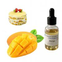 China Mango Flavoring Fruit Flavor Liquid For Food Beverage Water Soluble on sale