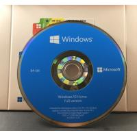 online Microsoft Windows 10 Home OEM Package 100% Activation win 10 home License Key Code COA sticker with 64bit DVD Manufactures