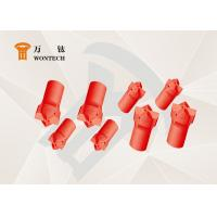 Durable Alloy Underground Drill Bits Hard Rock Tools Long Service Life Manufactures